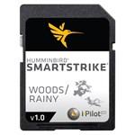 """""""Humminbird SmartStrike Woods/Rainy Brand New, Product # 600042-1 The Humminbird 600042-1 is a SmartStrike Woods/Rainy map card"""