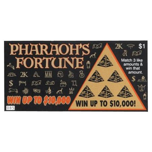 Loftus OO-0006 Tricktics Pharaoh s Fortune-Black