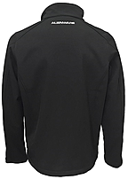 Alienware Awjm1xxl Men's Slim-fit Jacket - Xxl - Black