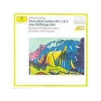 Edvard Grieg - Peer Gynt Suites 1 & 2 (Bpo Karajan) (Music CD)