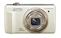 Olympus V105080wu000 Vr-340 16 Megapixels Digital Camera - 10x Optical/4x Digital Zoom - 3-inchx Lcd Display - White