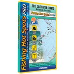 """""""Fishing Hot Spots PRO GPS & Chartplotter Units Brand New, Product # E187 The Simrad Fishing Hot Spots Pro USA Saltwater Digital Chart and Fishing Chip is the ultimate angler's digital map and fishing card"""