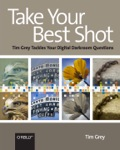 For six years, digital photography expert Tim Grey has answered readers' questions on his website and daily mailing list, 'DDQ (Digital Darkroom Questions).' As a member of the Photoshop World Dream Team of instructors, Grey knows his stuff -- and after answering hoards of questions from photographers, he knows the most persistent and burning issues.In his new book, Take Your Best Shot, Tim Grey answers the most-often asked questions about the digital darkroom and more in an easy-to-read format, organized by subject, and illustrated with beautiful photographs and instructive screenshots