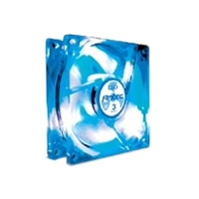 Antec Tricool80mmblueled Tricool - Fan Unit - 80 Mm