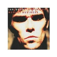 Ian Brown - Unfinished Monkey Business (Music CD)