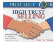 High Trust Selling Com/bklt A