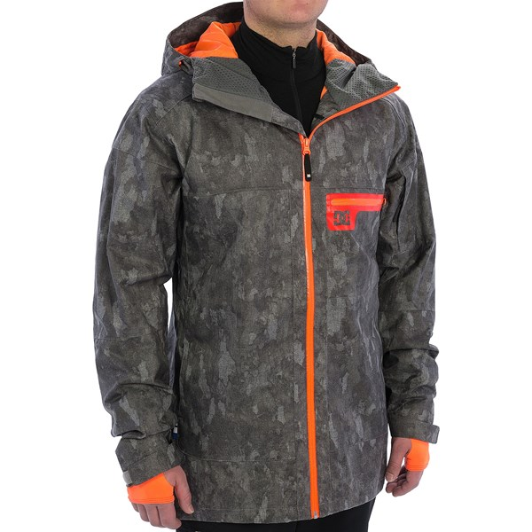 DC Shoes Axis 15 Ski Jacket - Waterproof (For Men)