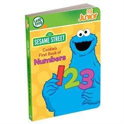 Tag Junior Book: Sesame Street: Cookie Monster