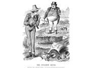 Terrorism Cartoon 1884 Nthe Dynamite Skunk English Cartoon By Sir John Tenniel 1884 On The Repeated Bombings In London England By Irish-american Terrorists Post