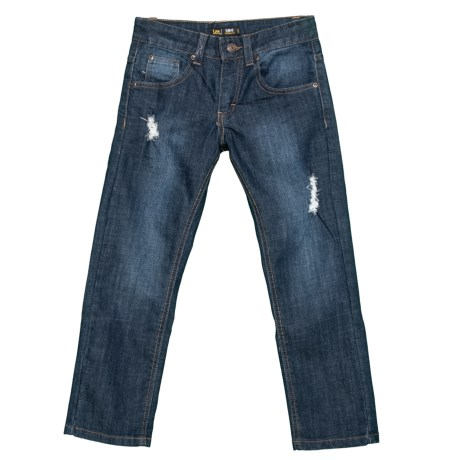 Slim Fit Stretch Jeans (for Little Boys)