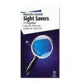 "2x - 4x Round Handheld Magnifier W/acrylic Lens, 4"" Diameter"