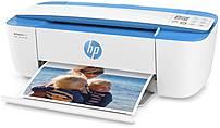 Hp 3755 J9v90a742 Deskjet All-in-one Printer - 1200 Dpi - 19 Ppm - Usb 2.0 - Blue