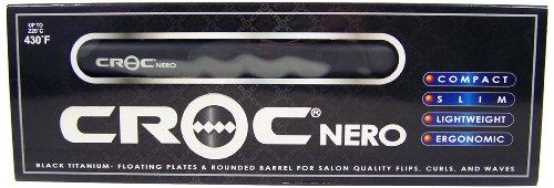 Turboion Cnb Croc Nero, Black, 3/4 Inch