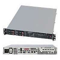 Supermicro SuperServer 1017C-TF - no CPU - 0 MB