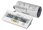 Panasonic Ew-bu04w Portable Upper Arm Blood Pressure Monitor