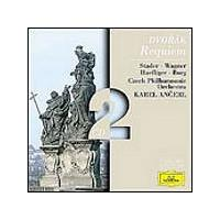 Antonin Dvorak - Requiem (Czech PO, Ancerl) (Music CD)