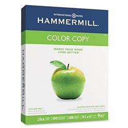 Color Copy Paper, 28 lb., 8 1/2 x 11, Photo White, 500 Sheets per Ream