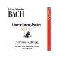 Bach: Orchestral Suites 3 & 4 etc