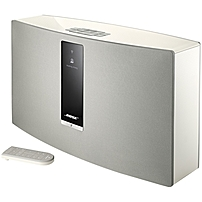 Bose Soundtouch Series Iii Series 30 Speaker System - Wireless Speaker(s) - White - Wireless Lan - Bluetooth - Usb - Wireless Audio Stream, Internet Radio, Ethernet, Oled Display 738102-1200