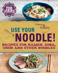 Ramen, udon and soba, rice noodles and egg noodles: let's explore the world of the noodle! This wonderful cookbook contains the very best noodle dishes from gourmet fusion to family-friendly