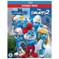 Smurfs 1 & 2 Box Set (Blu-Ray   UV)