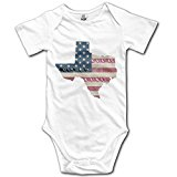 XuYongfei Baby Texas Home Cotton Infant Onesie Baby Outfits