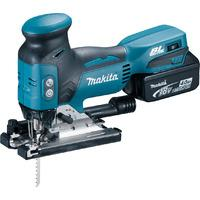 Makita DJV181RMJ 18v Cordless LXT Brushless Jigsaw with 2 Lithium Ion Batteries 4ah