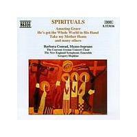 Various Composers - Spirituals (Conrad, Hopkins, New England Symphonic Ensemble) (Music CD)