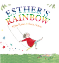 Esther spies a rainbow peeking out from under her chair...and then it's gone.She looks for colours in everything she sees, finding a different rainbow colour each day of the week - but will she find her rainbow again?A warm and joyous family story about exploring the world, from two award-winning creators.