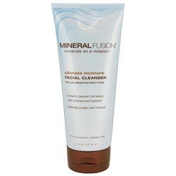Ultimate Moisture Facial Cleanser Mineral Fusion 7 oz Liquid
