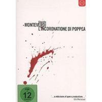 Monteverdi: The Coronation of Poppea (Music CD)