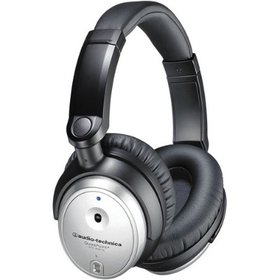 Audio - Technica Ath-anc7b-svis Quietpoint Active Noise-cancelling Headphones