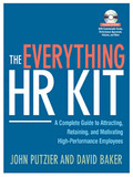 With The Everything HR Kit, whether you are a newcomer or a       veteran, you can set up a stellar HR department from scratch