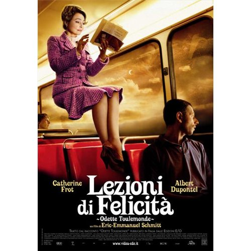 Odette Toulemonde Poster Movie Italian 27 x 40 In - 69cm x 102cm Catherine Frot Albert Dupontel Jacques Weber Fabrice Murgia