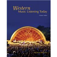 Western Music Listening Today (with 2 CDs)