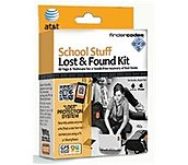 Findercodes Fcss101 School Stuff - Lost And Found Kit
