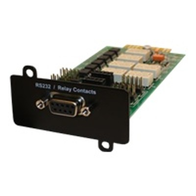 Eaton Corporation Relay-ms Relay Card-ms - Remote Management Adapter - Rs-232