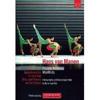Hans van Manen: Private Archives; Mix4Kids (Music CD)