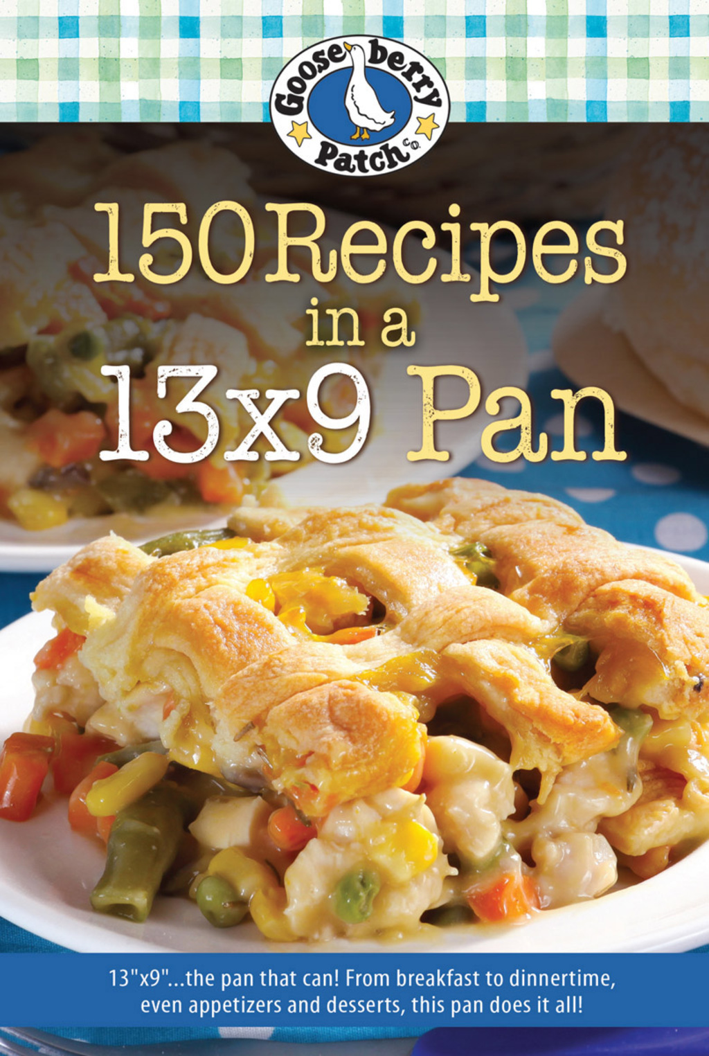 150 Recipes In A 13x9 Pan (ebook)