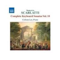 Domenico Scarlatti - Complete Keyboard Sonatas Vol. 10 (Lee)