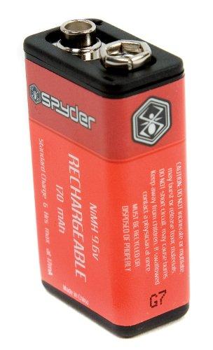 Spyder Rechargeable Battery 9.6v