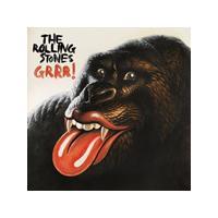 The Rolling Stones - GRRR! (Greatest Hits) [Super 4 CD/Vinyl Deluxe Edition Box Set] (Music CD)