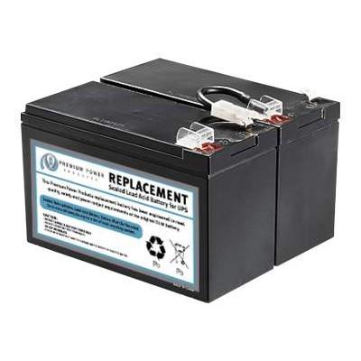 Ereplacements Sla109-er Rbc109-sla109-er - Ups Battery - 1 X Lead Acid - For P/n: Bn1250lcd  Br1200lcdi  Br1500lcdi  Bx1300lcd  Bx1500lcd