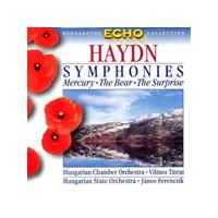 Joseph Haydn - Symphonies Nos. 43, 82, & 94 (Ferencsik, Hungarian CO, HSO)