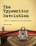 The connoisseur's guide to the typewriter, entertaining and practical What do thousands of kids, makers, poets, artists, steampunks, hipsters, activists, and musicians have in common? They love typewriters—the magical, mechanical contraptions that are enjoying a surprising second life in the 21st century, striking a blow for self-reliance, privacy, and coherence against dependency, surveillance, and disintegration