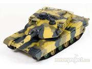 M1a2 Abrams Remote Control Rc Airsoft Tank
