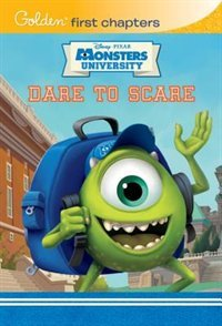 Monsters University Chapter Book (disney/pixar Monsters University)