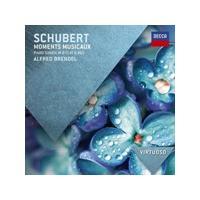 Alfred Brendel - Schubert: Moments Musicaux; Piano Sonata No.21 (Music CD)