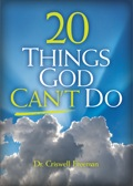 20 Things God Can't Do: