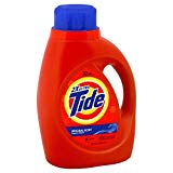 Tide HE Original Scent Liquid Laundry Detergent 2 X 50 Fl Oz (Pack of 2)